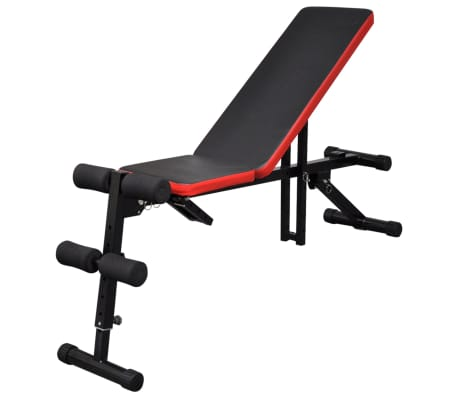 Adjustable Sit Up Bench Multi-Position[1/7]