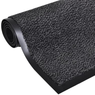 Støvkontroll dørmatte 150 x 90 cm (antrasitt)[1/4]