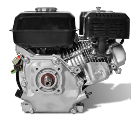 vidaXL Petrol Engine 6.5 HP 4.8 kW Black[4/11]