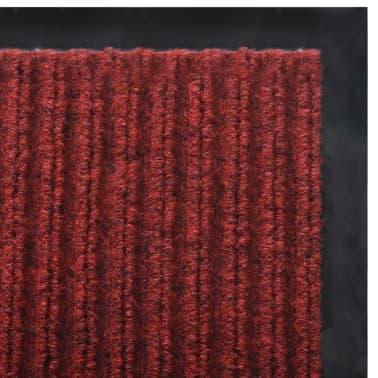 Red PVC Door Mat 2