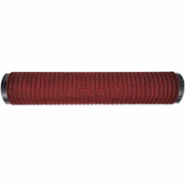 Red PVC Door Mat 3