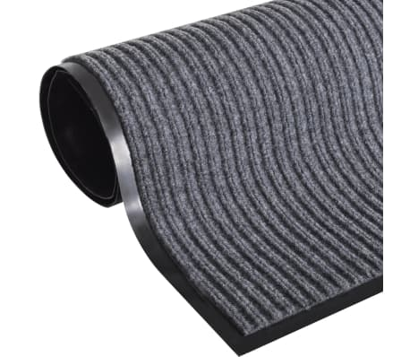 "Gray PVC Door Mat 5' 9"" x 7' 8""[1/6]"