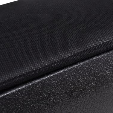 Black Car Armrest for Ford Fiesta MK7 (2009)[2/6]