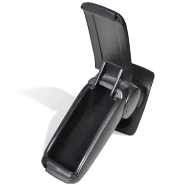 Black Car Armrest for Ford Fiesta MK7 (2009)[4/6]