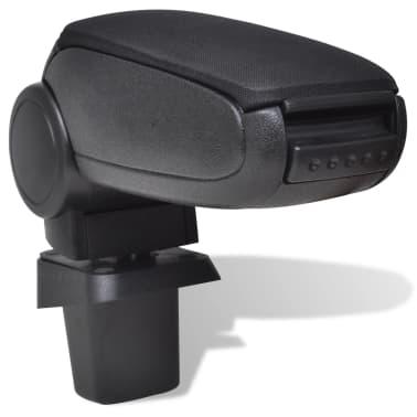 Nakupte Loketní opěrka pro Suzuki SX4 (po roce 2007) - černá online ... b817848177