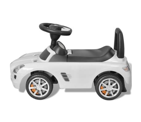 Mercedes Benz Rutsch Kinderauto Weiß[4/8]