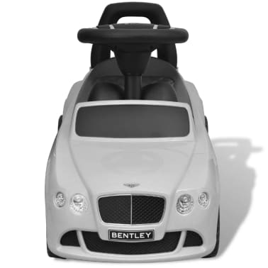 Bentley Coche correpasillos blanco[2/8]
