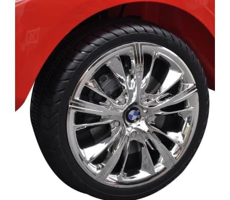 Carro infantil BMW Movido a Bateria com Controle Remoto[7/9]