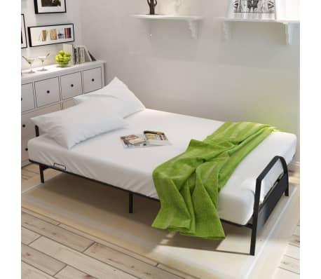 Sof cama plegable de metal for Sofa cama plegable
