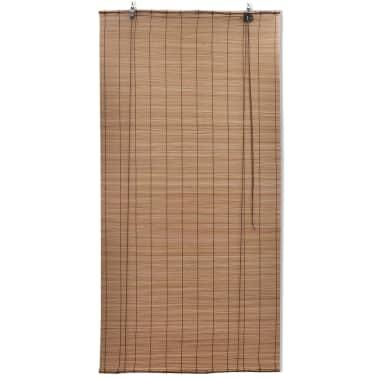 vidaXL Store roulant Bambou Marron 150 x 220 cm[2/5]