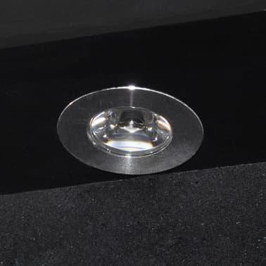 Espejo joyero negro de pie con luz led for Precios de espejos de pie