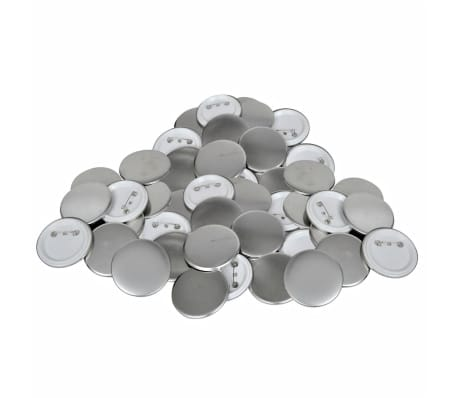 "1.7"" Pinback Button Parts 500 Sets[1/3]"