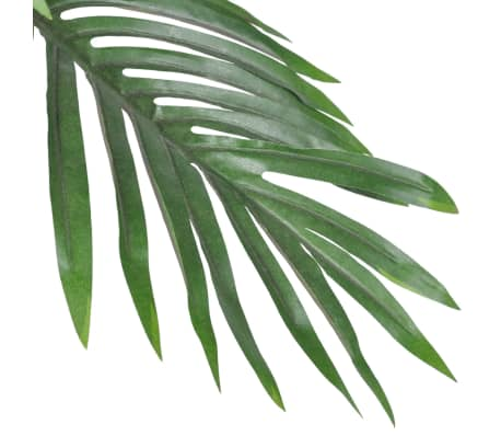 "Lifelike Artificial Cycas Palm Tree with Pot 31""[2/2]"