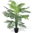 vidaXL Artificial Phoenix Palm Tree with Pot 130 cm