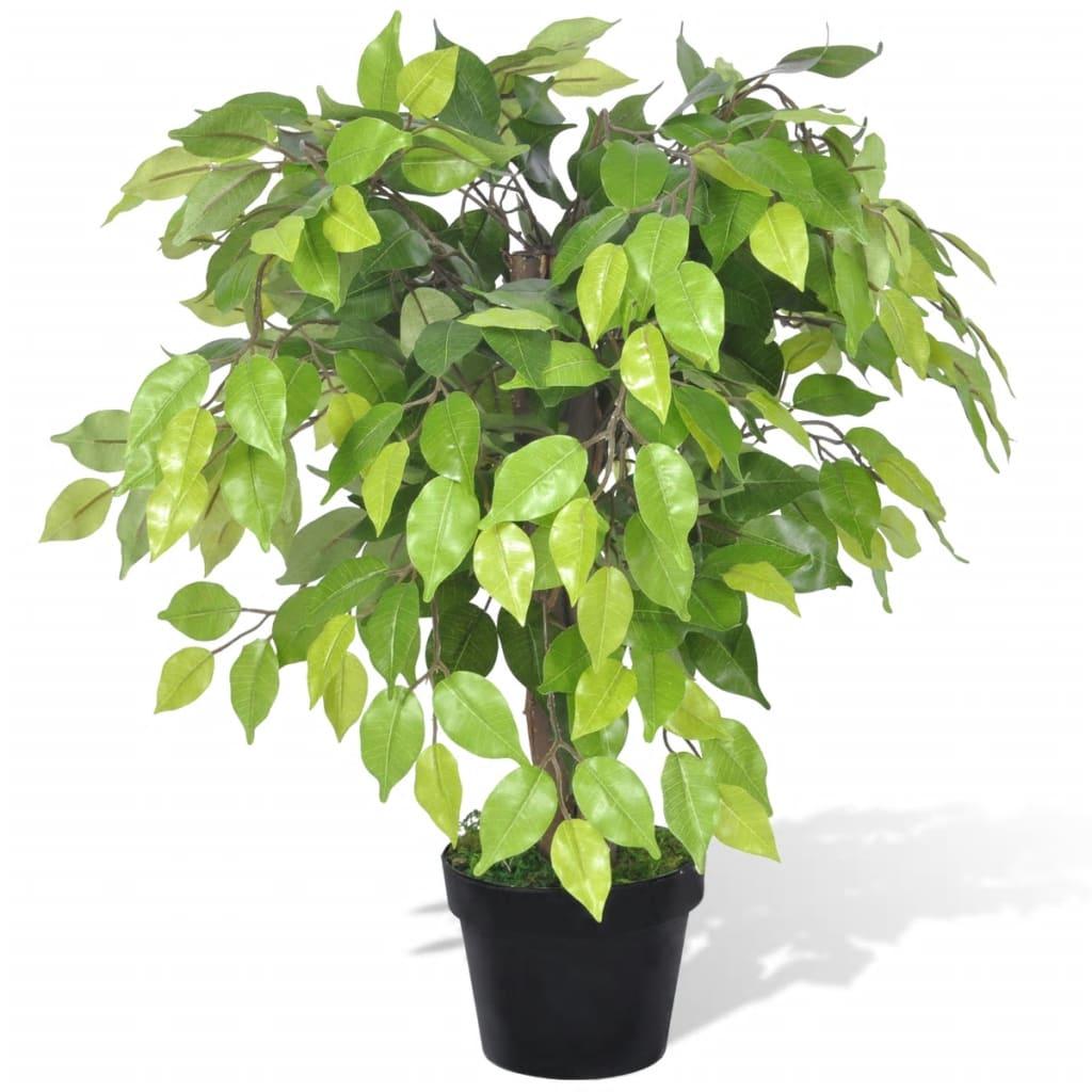 Kunstmatige Vijgenboom met Pot 60 cm