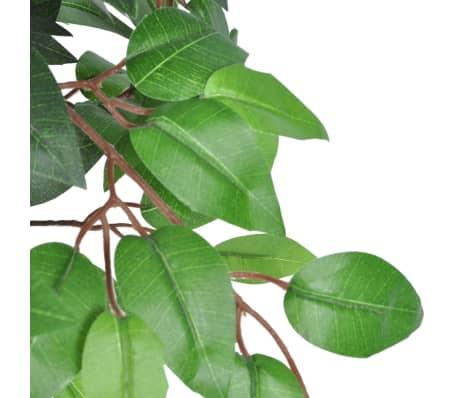 Künstlicher Ficus mit Topf 110 cm[2/2]