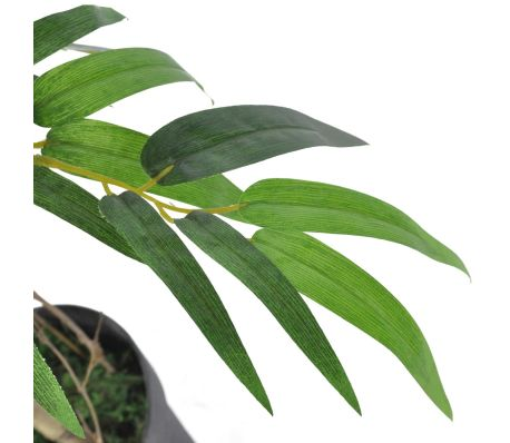 """Artificial Bamboo Plant """"Twiggy"""" with Pot 35""""[2/2]"""
