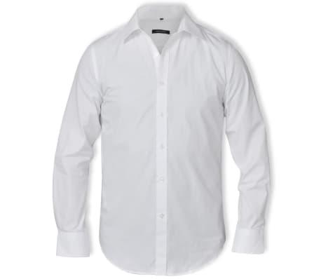 Hombre 2018 Camiseta de manga corta de camisa v cuello