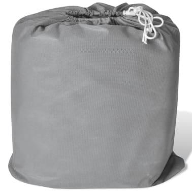 vidaXL Car Cover Nonwoven Fabric M[2/9]