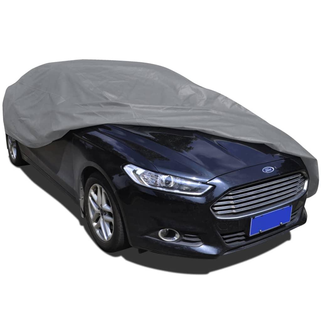 vidaXL Prelată auto, material textil nețesut, L poza vidaxl.ro