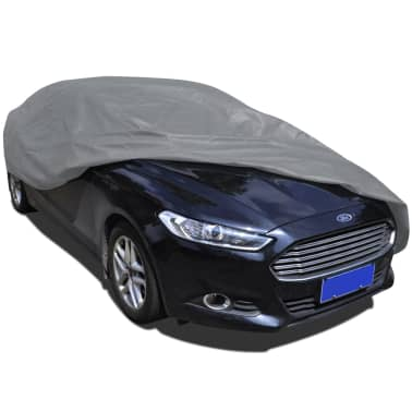 vidaXL Car Cover Nonwoven Fabric L[1/9]