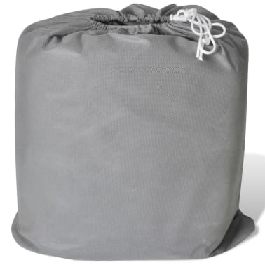 vidaXL Car Cover Nonwoven Fabric L[2/9]