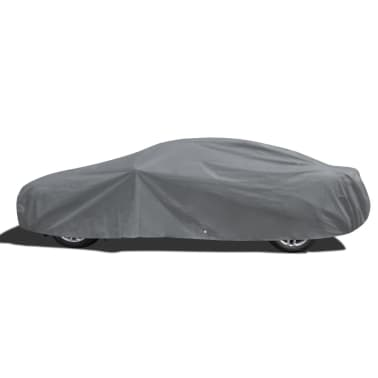 vidaXL Car Cover Nonwoven Fabric L[3/9]