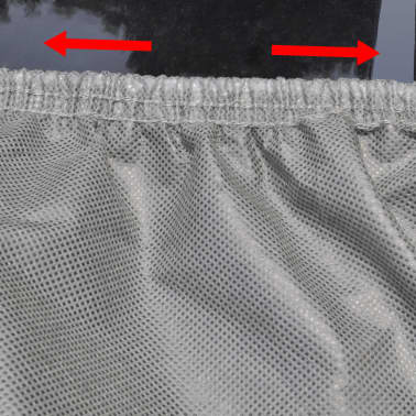 vidaXL Car Cover Nonwoven Fabric L[7/9]