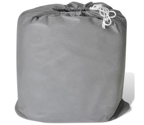 vidaXL Car Cover Nonwoven Fabric XXL[2/9]