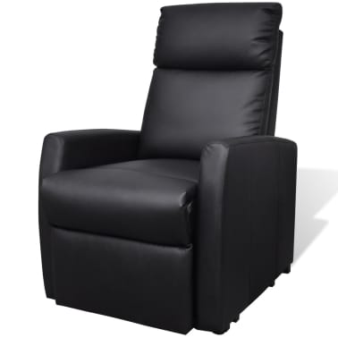 Vidaxl Massage Chair Electric Artificial Leather