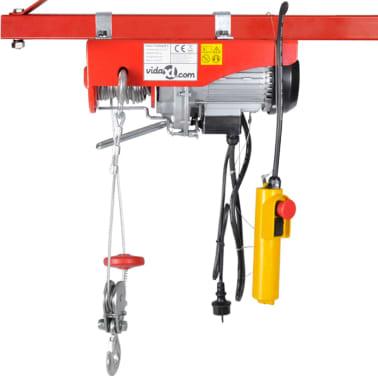 Elektrisk hejseværk 500 W 100/200 kg[2/6]