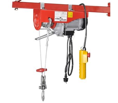 Elektrinis keltuvas 1 000 W 200/400 kg
