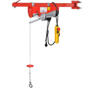 Elektrischer Seilhebezug 1000 W 200/400 kg[3/6]