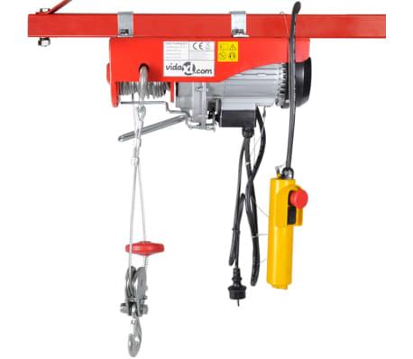 Elektrischer Seilhebezug 1300 W 400/800 kg[2/6]