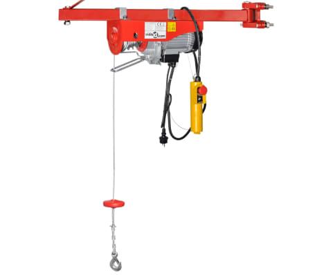 Elektrischer Seilhebezug 1300 W 400/800 kg[3/6]