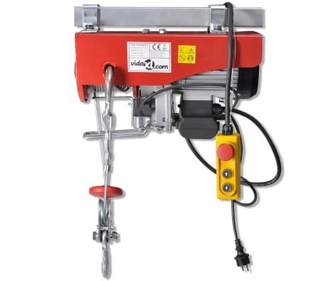 Elektrischer Seilhebezug 1300 W 500/999 kg[3/7]