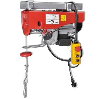 Elektrischer Seilhebezug 1300 W 500/999 kg[2/7]