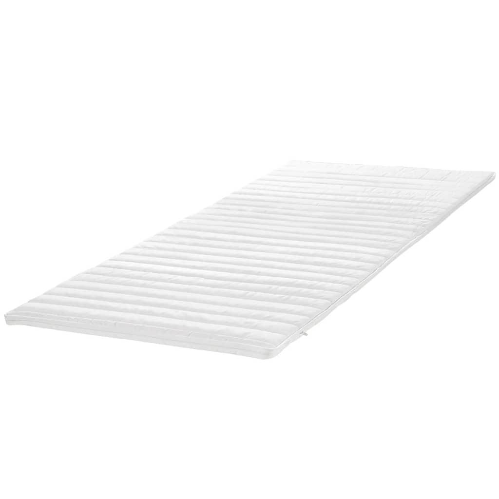 Tenká matrace s Omyvatelným potahem 200 x 120 cm