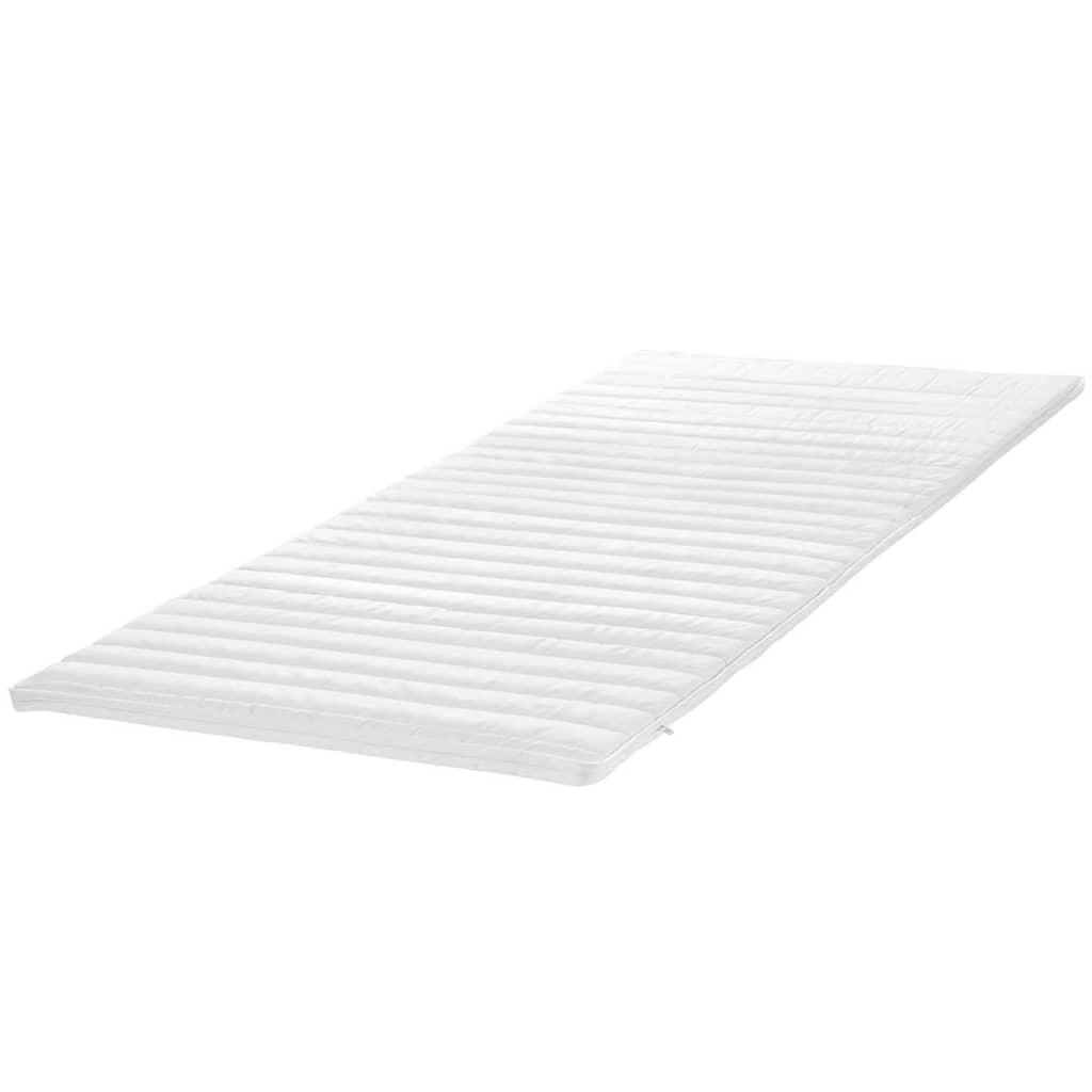 Tenká matrace s Omyvatelným potahem 200 x 180 cm