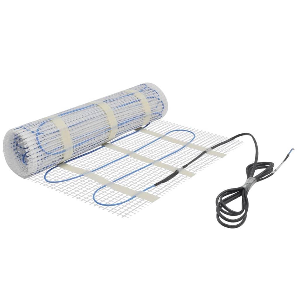 Elektrické podlahové vytápění 2 m² - rohož 160 W/m² Twin