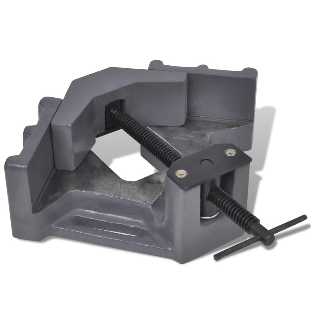 Úhlová svěrka pod vrtačku ručně ovládaná 115 mm