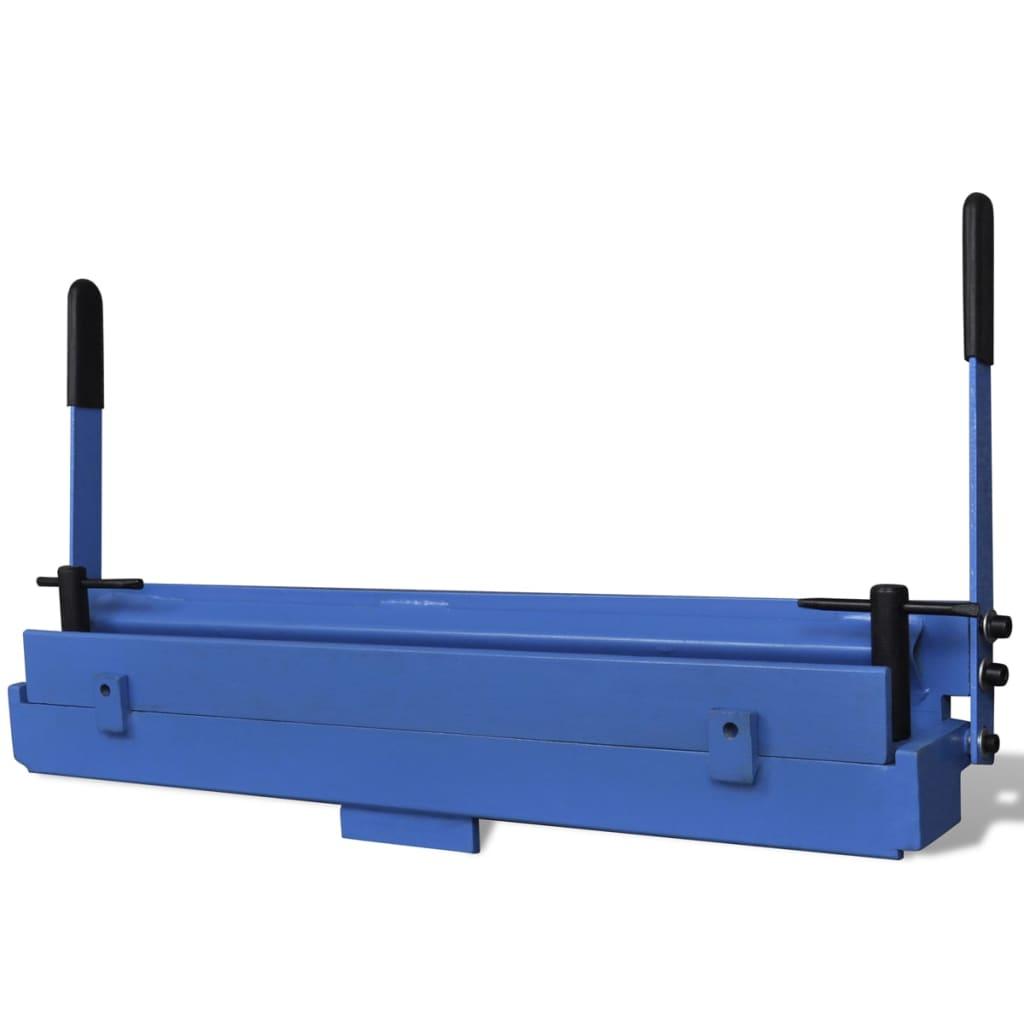 Nástroj pro ruční ohýbání ocelových plechů 630  mm