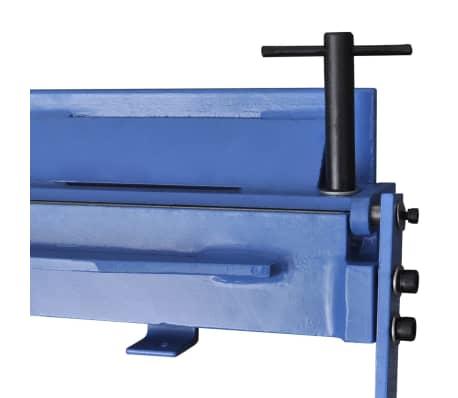 vidaXL Plieuse de tôle manuelle 930 mm[4/6]