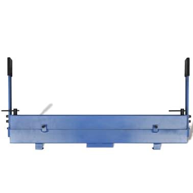 vidaXL Plieuse de tôle manuelle 930 mm[6/6]
