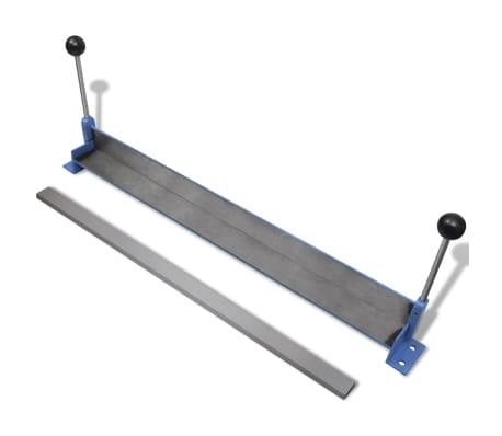 Metalen plaat vouwmachine 760 mm