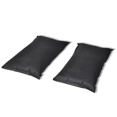 Silica Gel luchtontvochtiger zak met klittenband (2 x 1 kg)[5/5]