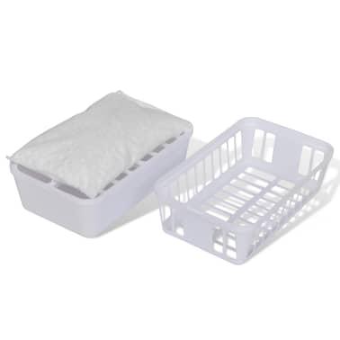 vidaXL Plastikiniai deskanto krepšiai, 2 vnt. su 4 kg Kalcio Chlorido[3/4]