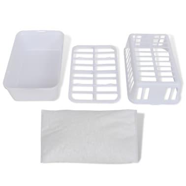 vidaXL Plastikiniai deskanto krepšiai, 2 vnt. su 4 kg Kalcio Chlorido[4/4]