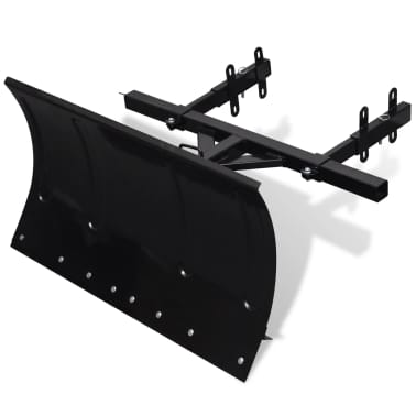 """Snow Plow Blade 31"""" x 17"""" for Snow Thrower[1/4]"""