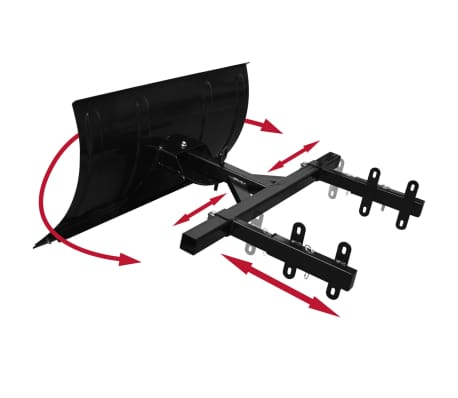 """Snow Plow Blade 31"""" x 17"""" for Snow Thrower[2/4]"""